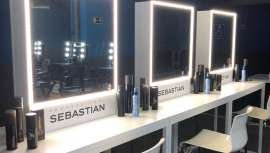 Sebastian Professional en la Mercedes Fashion Week