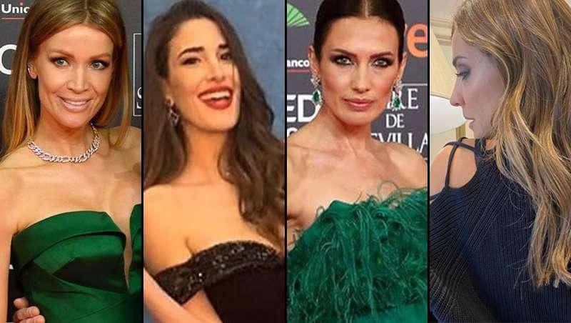 Los mejores looks de los Premios Goya, paso a paso con ghd