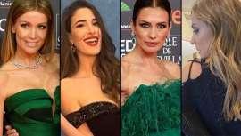 Los mejores estilistas en el backstage de los premios Goya elaboran los peinados icónicos de la reciente gala con ghd