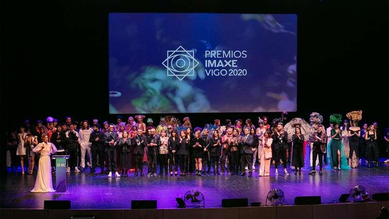 Premios Imaxe, un festival creativo que galardona a sus peluqueros