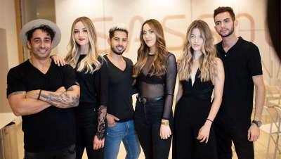 Masterclass Rubios Brasileños, lanzamiento Colección 2020 Urb16, en Studio Beauty Market