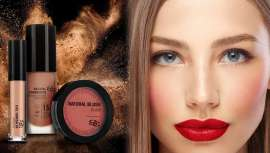 La famosa firma está de estreno. Salerm Cosmetics lanza su primera línea de maquillaje profesional, hecha 100% en nuestro país. Fórmulas de cosméticia decorativa, que además de embellecer, cuidan y tratan