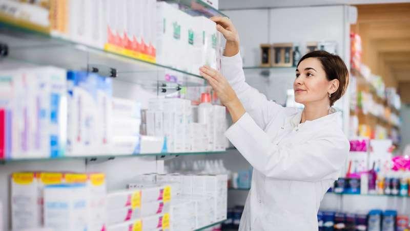 Cosmética en Farmacia