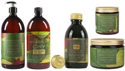 Sentir Natura, nueva coloración en óleo, certificada Veganok