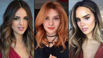 As seis cores de cabelo mais trend que não vais conseguir resistir
