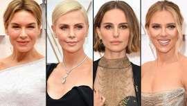 Efecto, no ir maquillada, ese ha sido el look makeup que ha arrasado en la entrega de los Oscar