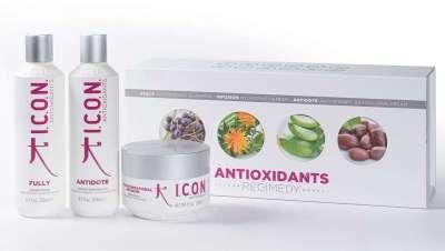 Regimedy Antioxidante, mejor que nunca, una novedad I.C.O.N.