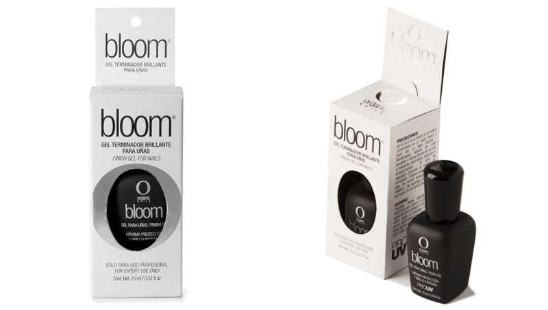 Bloom, el gel terminador de brillo extremo y larga duración