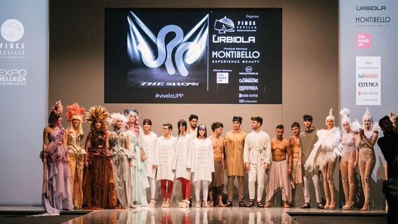Upp the show, el evento global del arte y los artistas de la peluquería