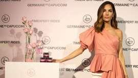 La famosa y bella modelo Eugenia Silva se convierte en embajadora global Germaine de Capuccini. La firma, además, presenta su nueva línea Timexpert Rides, inspirada en las intervenciones médico estéticas para la prevención y eliminación de arrugas