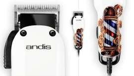 Nueva Edición Limitada de Andis, Fade Barber Pole, ¡la máquina!