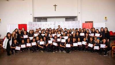L'Oréal Perú, nuevas estilistas graduadas del programa 'Belleza por un futuro'