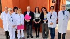 Con esta incorporación, son ya 10 los hospitales en Cataluña que ofrecen este programa a las personas con cáncer que les enseña a cuidar su piel, a protegerse del sol y a maquillarse durante el tratamiento oncológico
