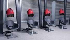 Secadores de casco a pie y áereo 3V Ionic, tu mejor elección