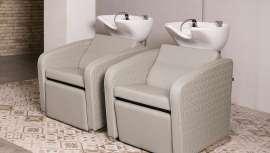 ¿Necesitas nuevos lavacabezas? Italor presenta Ática, una pieza ideal para aportarle un toque de originalidad y confort a los espacios