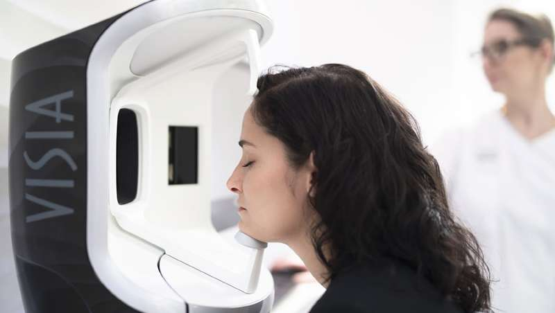 Visia, método de diagnóstico 3D, ya en Clinique La Praire Spain
