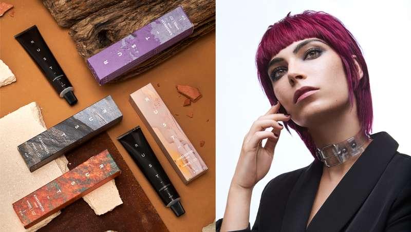 La nueva coloración de Kin Cosmetics es Rust, cuando la naturaleza crea su propia paleta