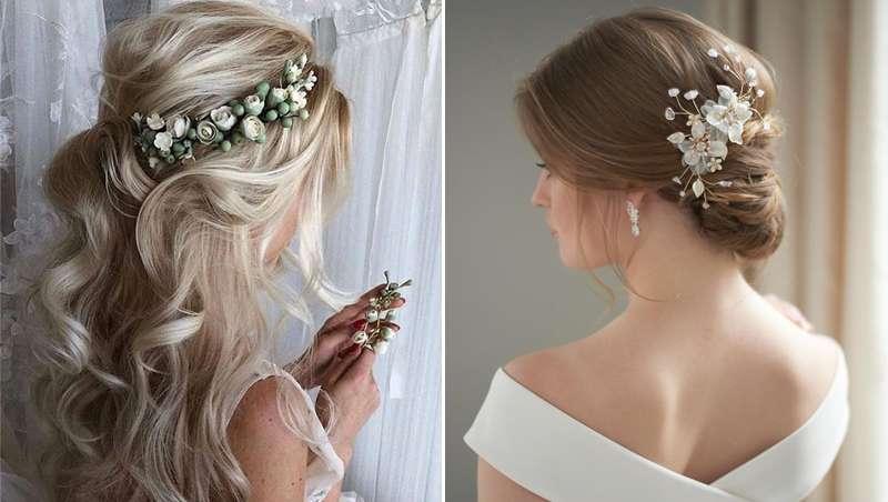 Peinados de boda, cómo hacer que tu novia sea el centro de todas las miradas