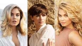 Tem-nas Franck Provost e falam-nos de brilho extremo e técnicas de coloração exclusivas que desenvolvem os profissionais no salão de cabeleireiro seguindo as cores e tonalidades que são e vão ser tendência para mulheres ultrafemininas