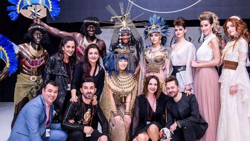 Juan Miguel Medialdea, Mejor Vanguardia en los Premios Trend Hair de Peluquería Creativa