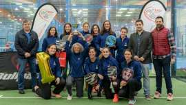 La marca de tecnobelleza sueca acompañará a las jugadoras de las categorías Absoluta y Veteranas hacia su meta: triunfar en los Campeonatos de España por Equipos de Primera Categoría