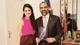 La Dra. Sheila Mota, miembro del equipo de Formación MBL, ha sido nominada a los Premios Padre Billini, en la categoría Excelencia Profesional, por la Embajada de la República Dominicana en España
