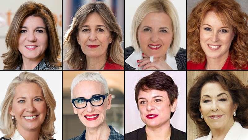 8 mujeres y 20 causas de igualdad en el 8-M, Día Internacional de la Mujer