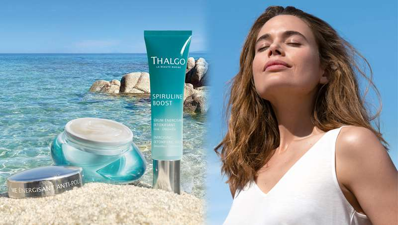 Spiruline Boost, cien por cien piel detoxificada y alisada desde el primer tratamiento