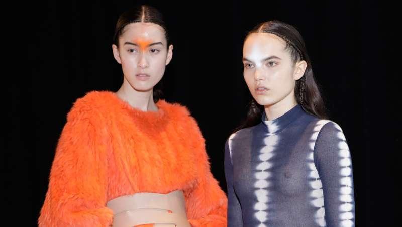 Eugene Souleiman, protagonista na Semana da Moda de Nova Iorque