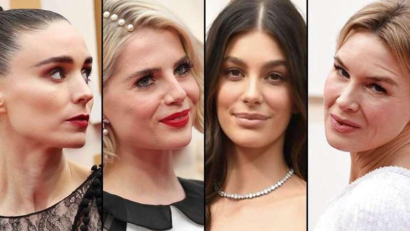 Quatro 'codes' identificados por Termix nos penteados dos Óscares