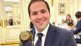 Doctor cordobés que ha obtenido este reconocimiento en los European Awards in Medicine