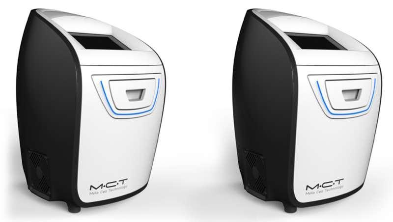 MCT, sistema para la activación de materiales biológicos autólogos