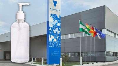 Laboratorios Válquer duplica su producción de gel hidroalchólico en la crisis del coronavirus