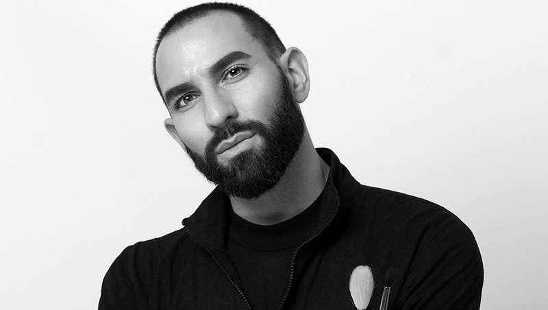 David Fergar: 'En cuestión de editoriales, los maquilladores solemos quedar muy en la sombra'