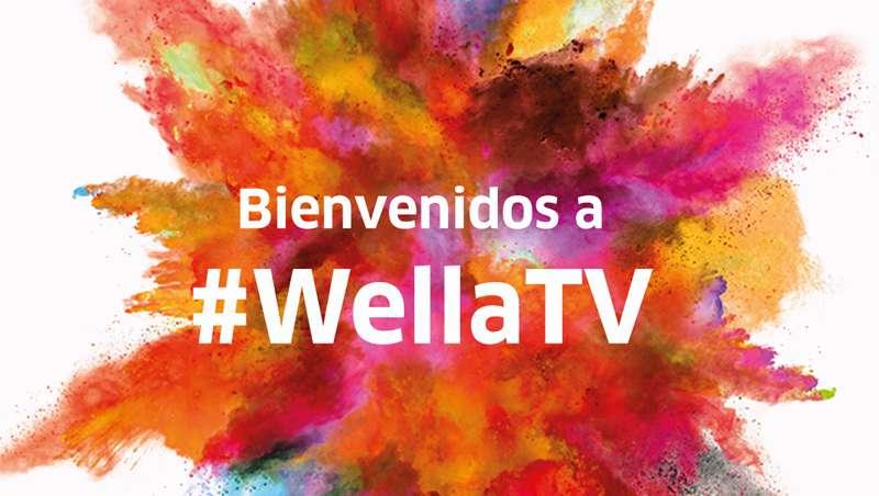 Wella Professionals lanza #WellaTV en Instagram, apoyo didáctido y positivo a su comunidad