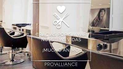 Grupo Provalliance dona material sanitario a hospitales de Madrid y Barcelona