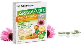La gama Arkovital Pura Energía ofrece distintas presentaciones de vitaminas y minerales 100% vegetales. Entre ellas, la novedad Arkovital Inmunoplus que ofrece diversos beneficios para nuestro organismo
