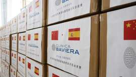 Con esta donación, Clínica Baviera ayudará a las autoridades sanitarias españolas en la recogida de material hospitalario calificado como urgente para combatir el escenario actual