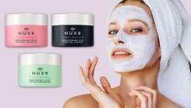 Insta-Masque es la nueva colección de mascarillas sensoriales que asocian 2 eficaces ingredientes con 2 acciones clave para la piel y resultados visibles en 2 minutos cronometrados