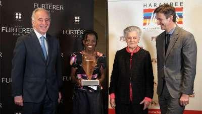 Irene Kyamummi, IX Premio Harambee a la promoción e igualdad de la mujer africana 2020