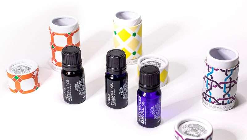 Andaluz Skincare - Aceites esenciales