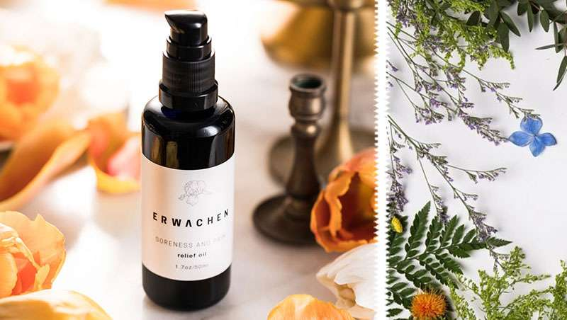 Erwachen - The Soreness & Pain Relief Oil