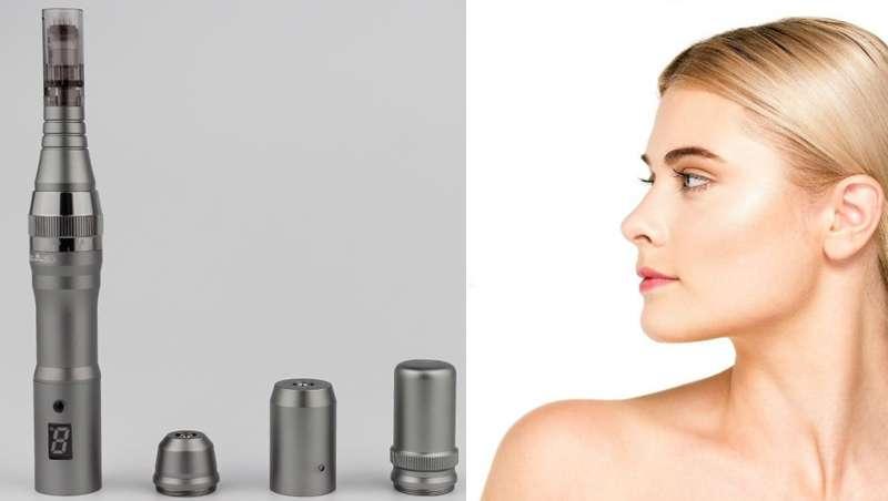 Clinic Pen, microcanales para la regeneración y rejuvenecimiento de la piel