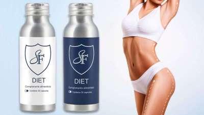 Sansi Diet, complemento alimenticio contra el aumento de peso, la celulitis y la flacidez