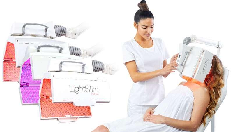 LightStim, especialista de equipos de luz LED homologados para la consulta
