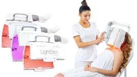 Para el uso de médicos estéticos, cirujanos plásticos, dermatólogos y esteticistas, pedidos y formación on-line incluidos, así es LightStim