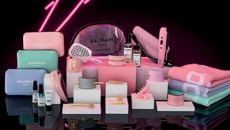 Sets de regalo de Edición Limitada, Balmain Hair Couture