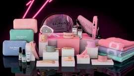 El lujo de la alta costura en los fantásticos sets de edición limitada que lanza Balmain Hair Couture, con cosméticos, accesorios y herramientas que cautivan