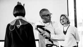 Brett MacDonald e John Ross Slane, hairstylists que aprenderam de Sassoon, têm no seu saber algumas das coleções mais perfeitas vistas na indústria. Agora, anunciam a sua plataforma de educação durante a crise do Covid-19