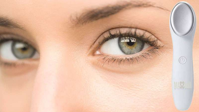 Nuevo masajeador contorno de ojos de Massada